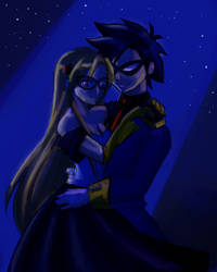 F-Force: moonlight by Scribbles02