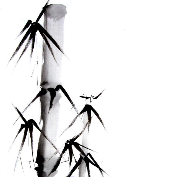 Japanese Calligraphy Wallpaper Bamboo Japanese Calligraphy by