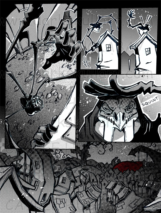 DC: Chapter 2 pg. 45 by bezzalair