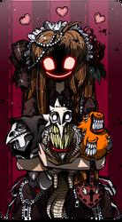 Hugging My Chicks - ID