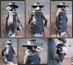 Mr. Lonely Plague Doctor Doll