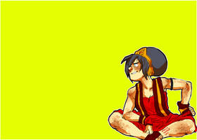 toph wallpaper! by Cabout