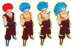 Gokule God Forms by PapaPootOs