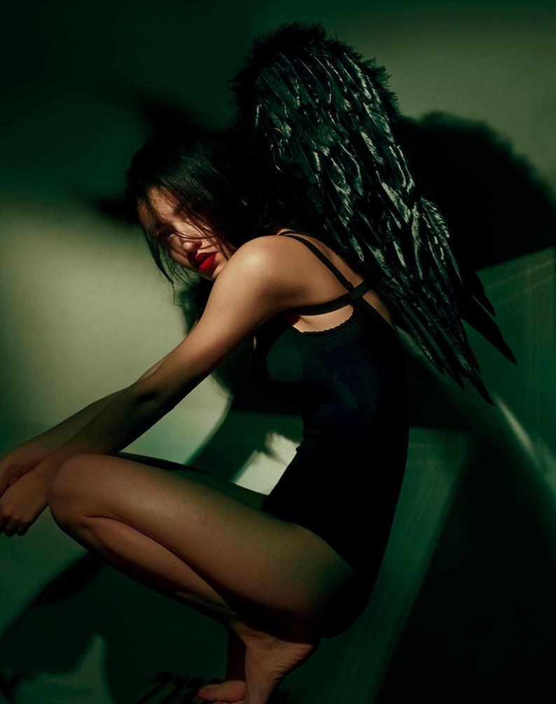 #No angel by belinak