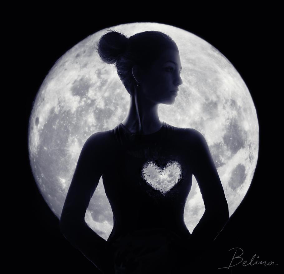 Full Moon by belinak