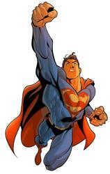 .Superman. by Roberto-Flores
