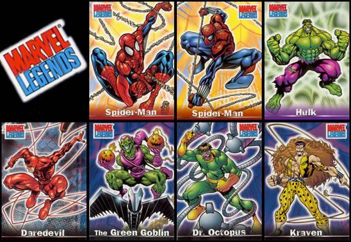 .Marvel Cards.