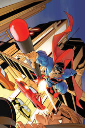 .Superman Cover.