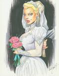 Disney Haunted Mansion Bride