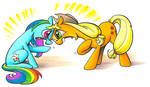 Tastes Great! Less Filling! My Little Pony...