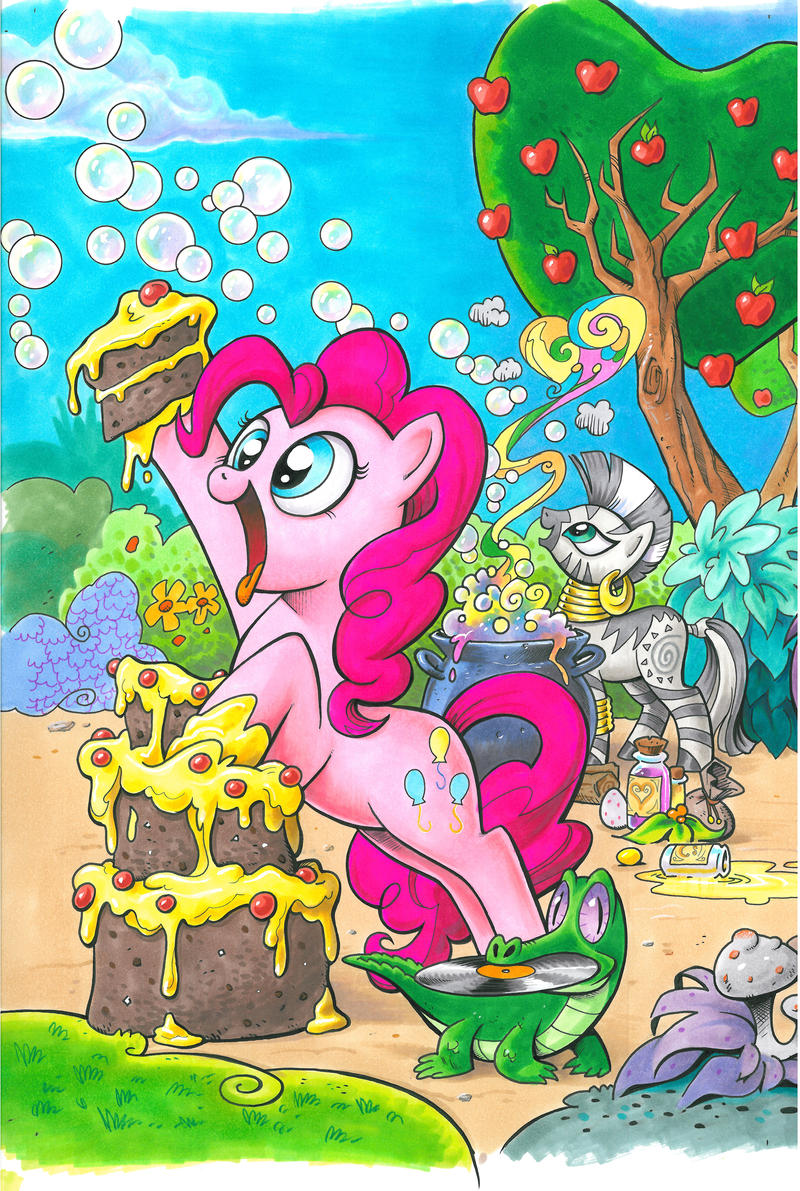 My Little Pony issue 1 Cover C