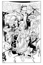 Archie for Baltimore Comic Con