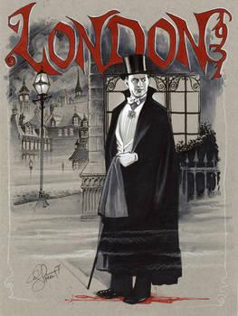 Dracula, London 1931
