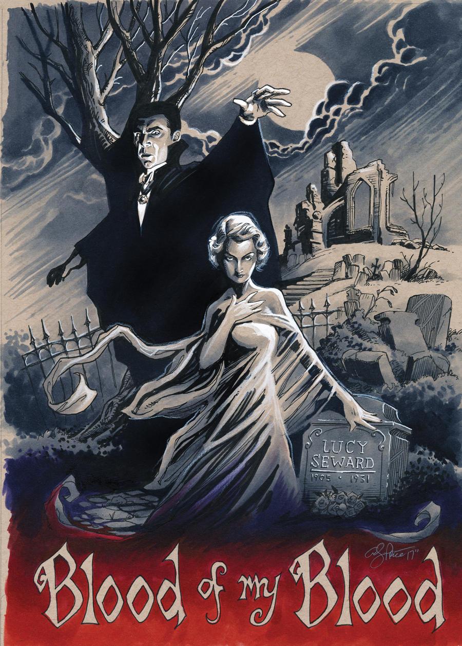 Dracula and Mina, 1931