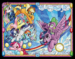 MLP 75 wraparound cover