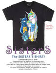 Sister shirt exclusive to BronyCon attendees