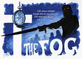 THE FOG, 1980 film  from John Carpenter