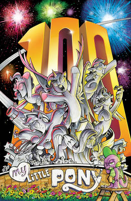 My Little Pony issue 100
