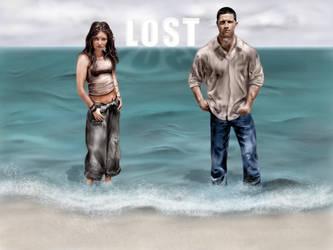 Rising LOST by Highduken