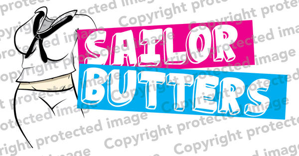 Sailor Butters Logo by codemaster57