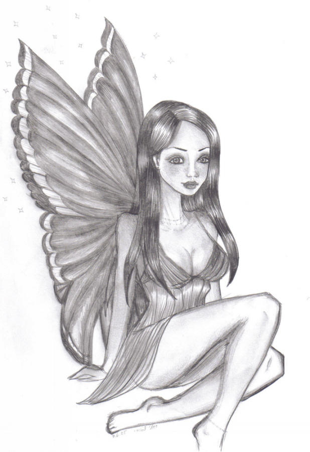 A simple fairy by two t