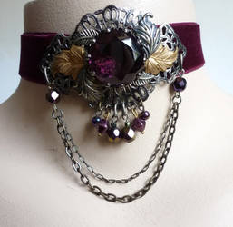 Violette by enchantadorn