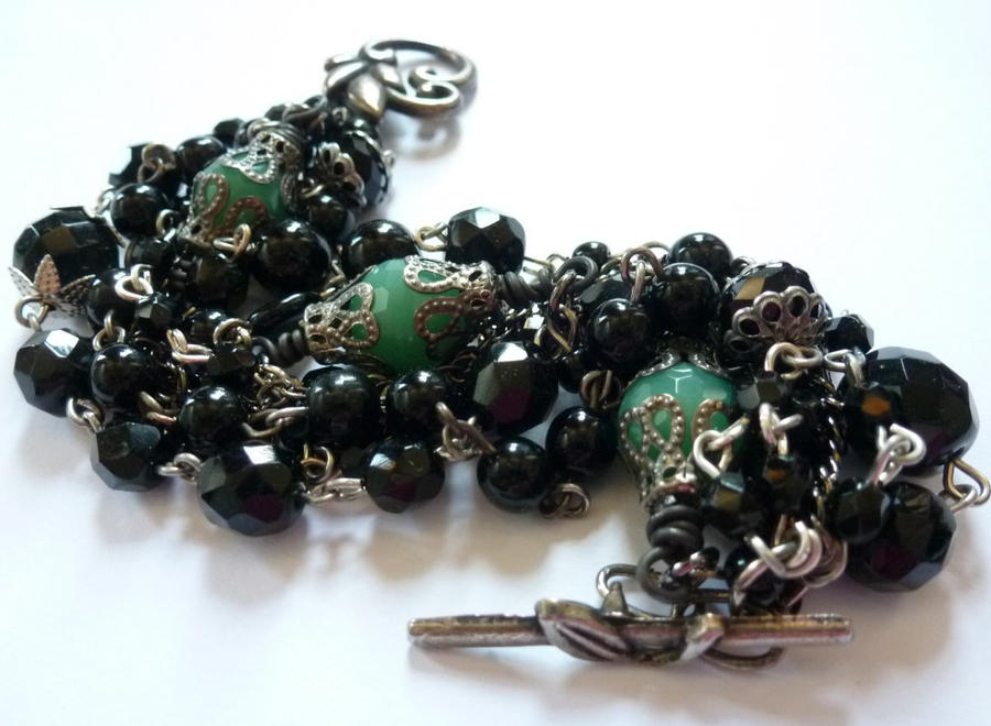 Viridian Jade by enchantadorn