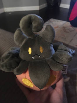 Boo the Pumpkaboo