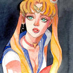 Sailor Moon redraw