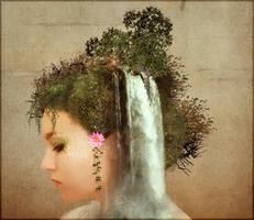 Gaia by JulieKrizan