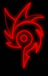 Dragon Crest _ Red by Vanesshenron