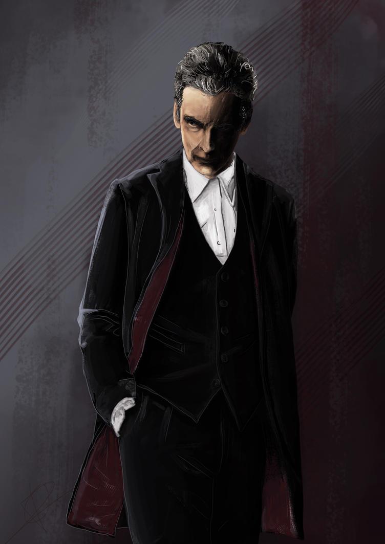 Twelfth Doctor by PatheticMortal