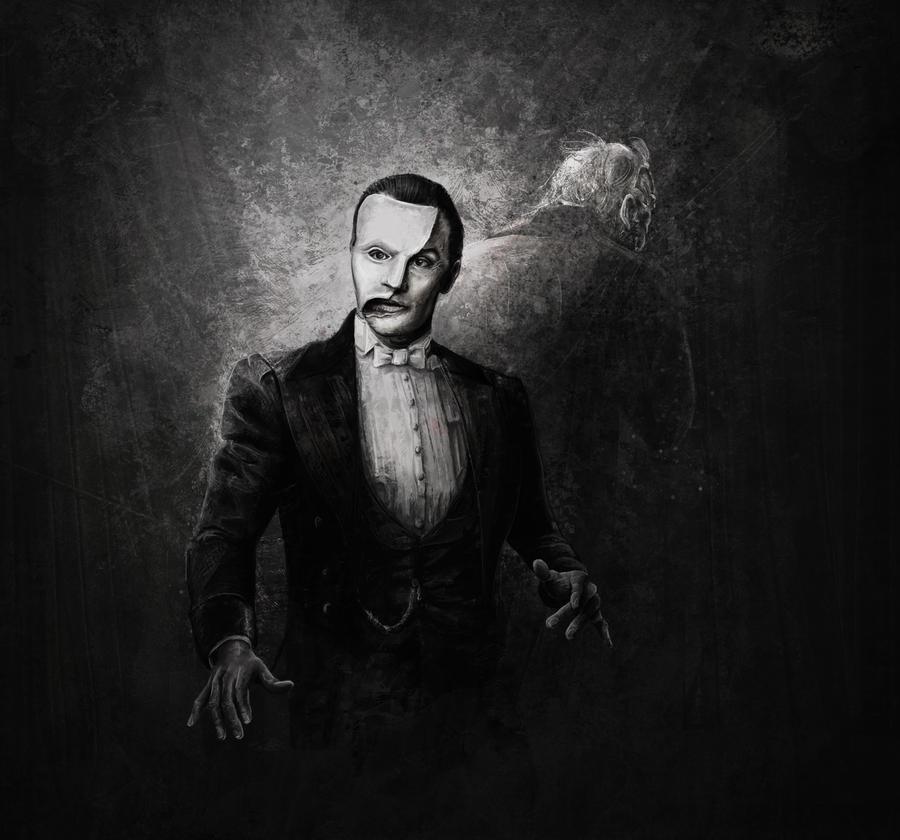 The Phantom of the Opera by PatheticMortal