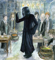 Poor Neville by Alooockhard