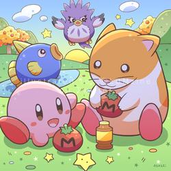 Le Beau Monde Zine - Kirby