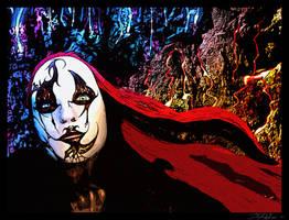 Mask of Nightmares by tolerdesigns