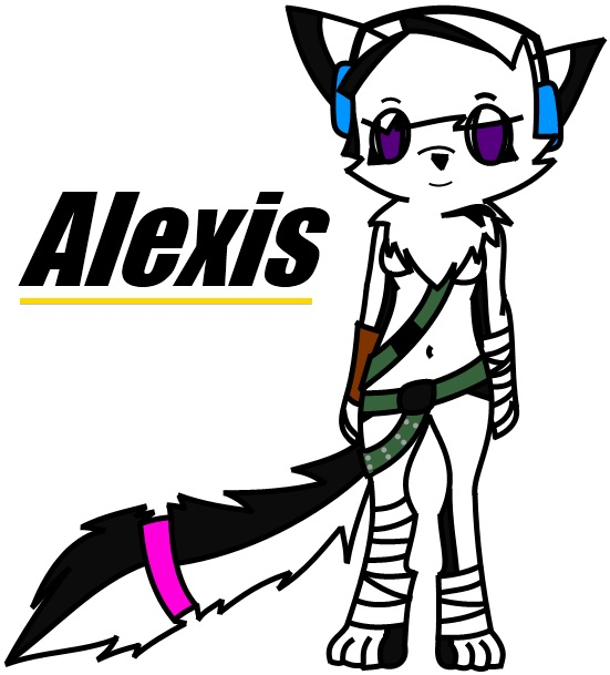 ACNT: Alexis the Mercenary by callerofdeadthings