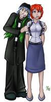 Kyran and Delaine