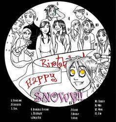 Snowy's Birthday