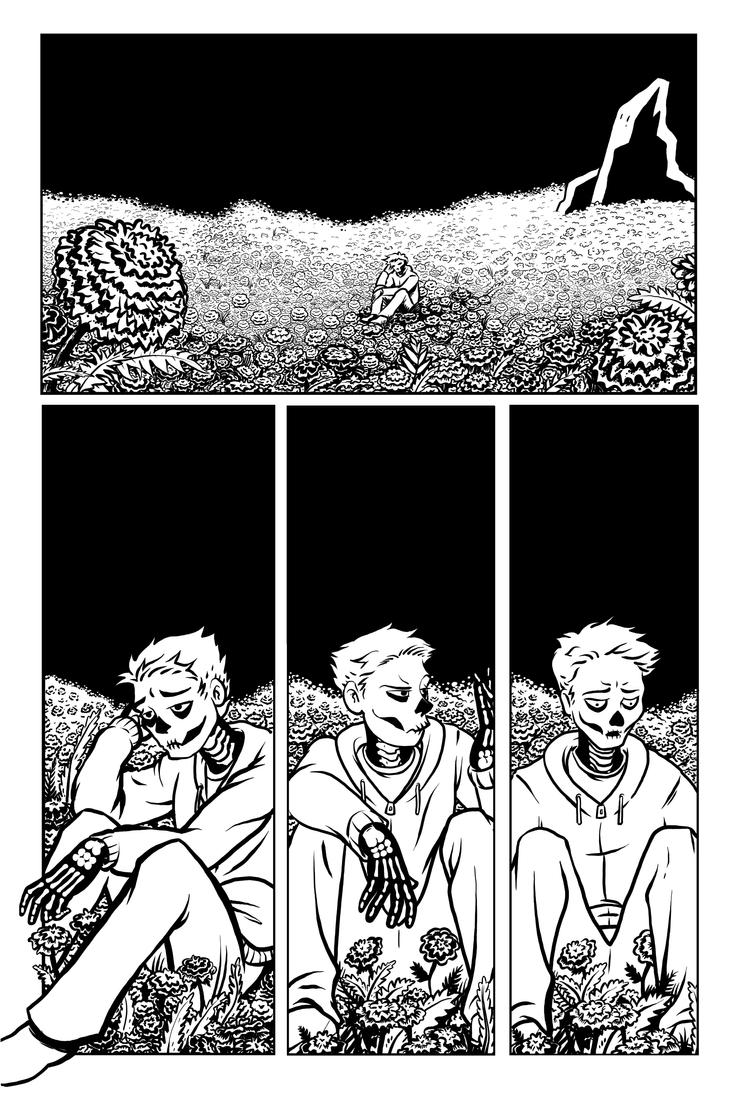necropolis page 2 by MossLilys