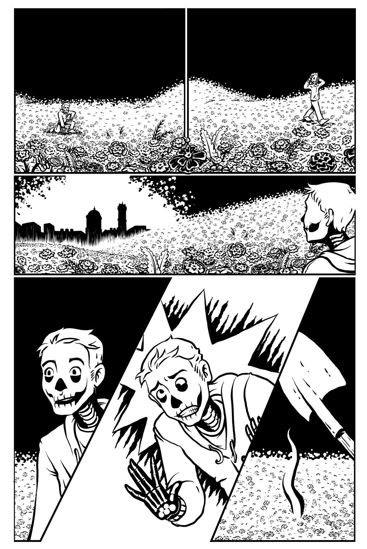 Necropolis Page 3 by MossLilys