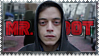 Mr. Robot stamp by Szeitan