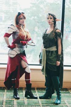 MTG: Chandra and Nissa