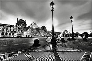 Stranger in Paris by Zan61