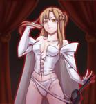 Asuna the White Queen