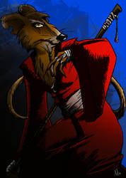 Splinter by InkCell-Illustration