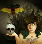 LocustBones by InkCell-Illustration