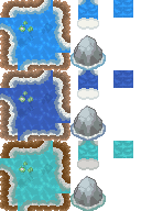Water Tileset v3 by Gallanty