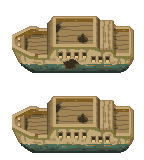 R108 Shipwreck in 5th Gen Style by Gallanty