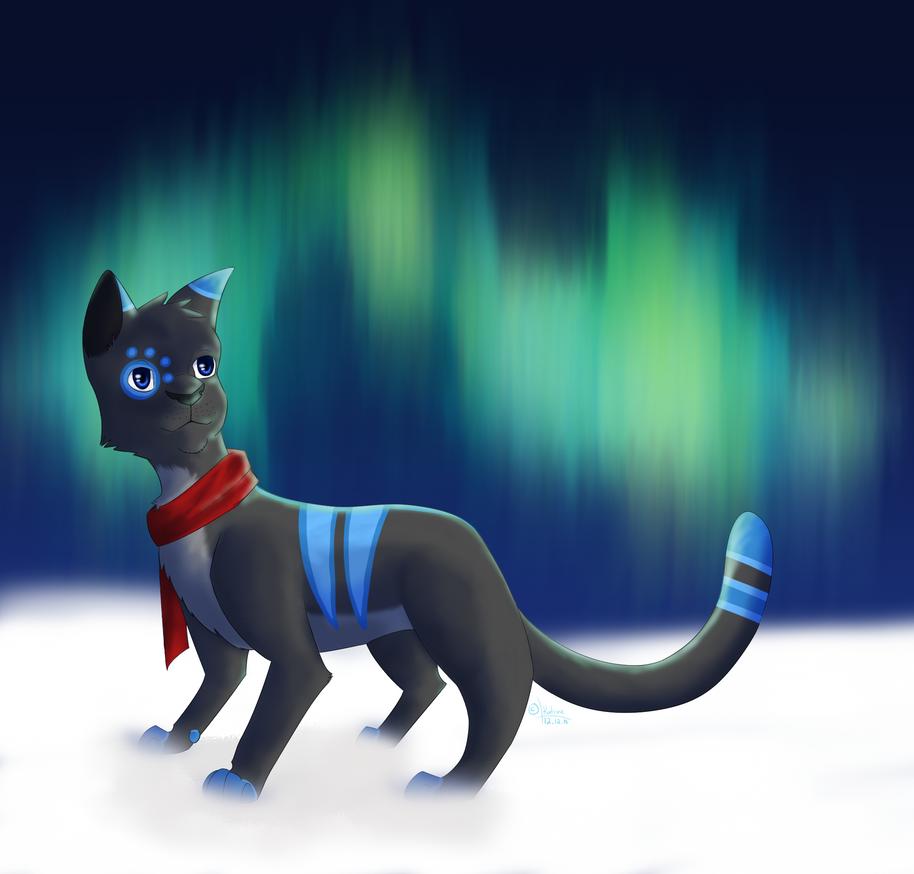 Ice - Happy Holidays [2015] by IronMeow